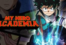 Show like My Hero Academia